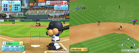 MLB Power Pros, Wii, 2007
