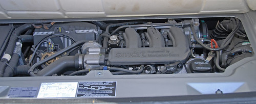 Smart Car engine
