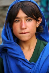 Phunder girl (usamabhatti) Tags: pakistan girl eyes nikon portait d70s northernareas phunder