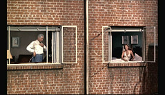 Rear window (the chauffeur) Tags: film 1954 rearwindow hitchcock thriller alfredhitchcock raymondburr lafinestrasulcortile irenewinston