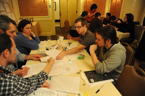 Sketchboard Workshop @ IA Summit 2009