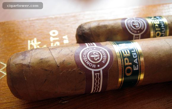Montecristo Open (Guest Review) - The Stogie Review