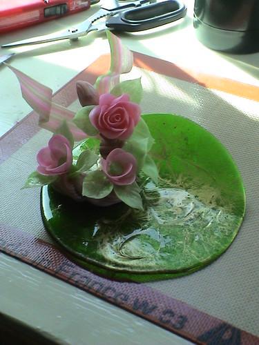 Sugar Work - Roses