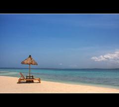 beach island paradise pandanon