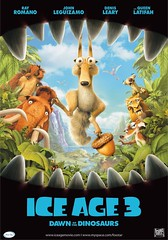 Ice Age 3 Poster