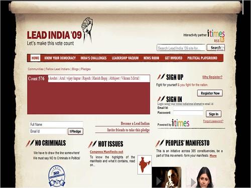TOI Lead India