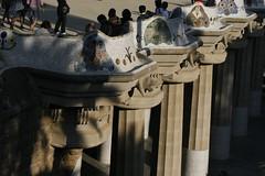 _MG_0784 (Dinh.C16) Tags: barcelona barcelonetta gaudi lasagradafamilia portolympic magicfountain gaudiapartments lasrambas barcelonafleamarket gaudibenchesinbarcelona barcelonaarcdetriumph