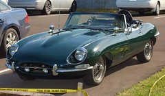 E-Type Jaguar 4.2 litre