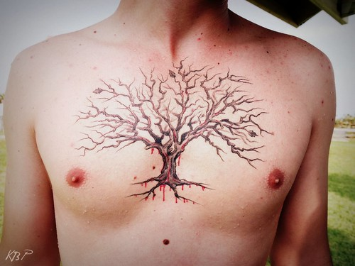 Tree. Tree Tattoo