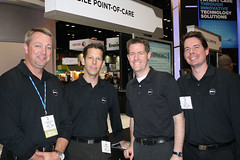 Dell team at HIMS S09