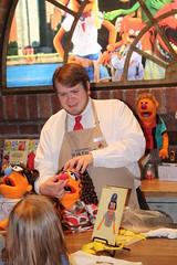 FAO Schwartz Make a Muppet