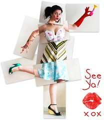 Day 365/365: See Ya!!! (Olga Sotiriadou) Tags: selfportrait collage photomanipulation photoshop catchycolors kiss colorful theend sp 365 imagemanipulation byebye 366 project365 365days ihadtodoafunphototoday lipsbrushbyrostockondeviantart