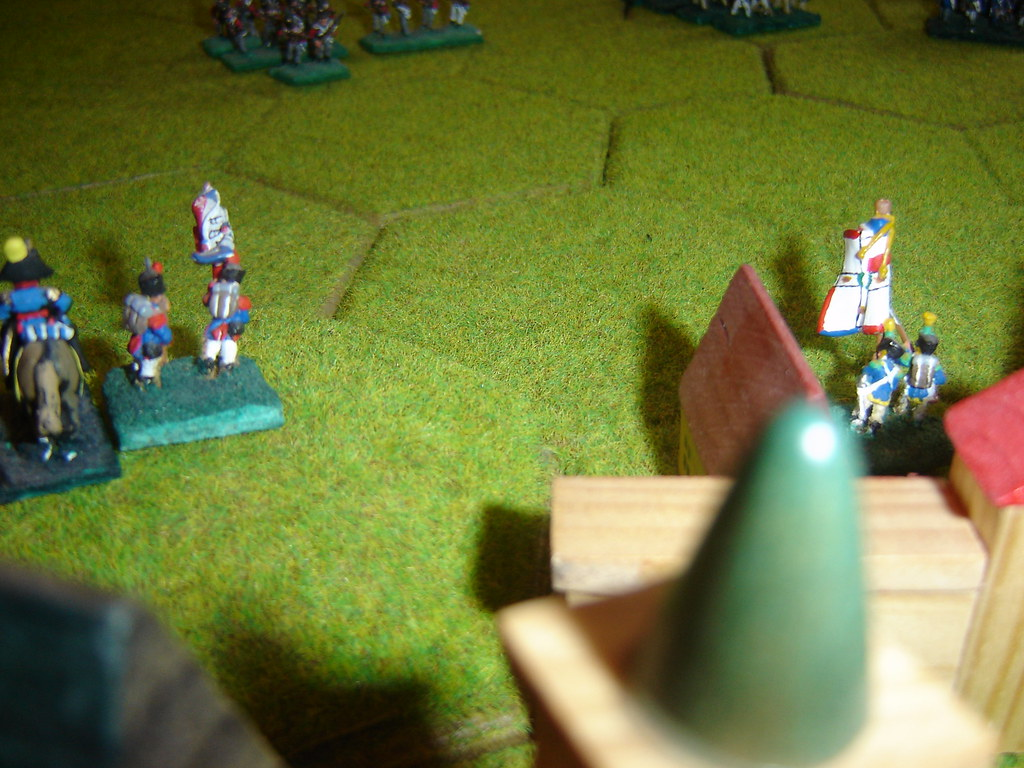 D'Erlon manages to retreat