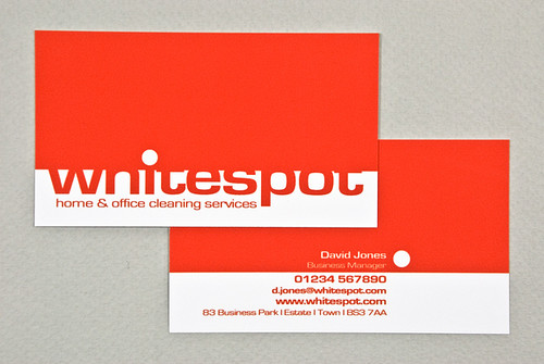 Whitespot - House & Office Cleaning Services Envelope
