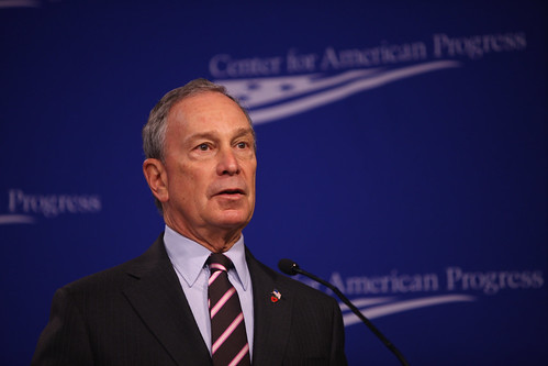 Michael Bloomberg Will Endorse Adrian Fenty