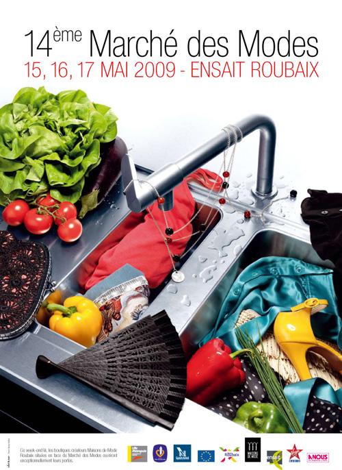 Marché des Modes de Roubaix, mai 2009