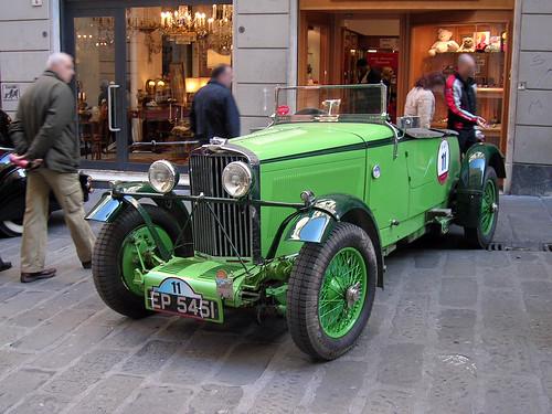Talbot 105 Brooklands Speed Model - 1933 por Maurizio Boi.