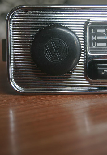 VW Radiobutton