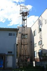 下藤沢の火の見櫓(入間市)