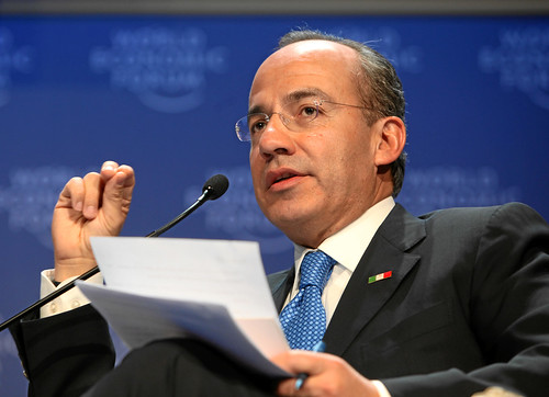 Felipe Calderón - World Economic Forum Annual Meeting Davos 2009