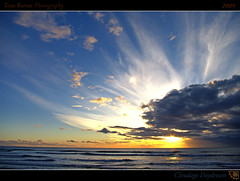 Cloudage Daydream (tomraven) Tags: ocean sunset sea newzealand sky sun beach clouds reflections geotagged interestingness surf framed explore frontpage 2009 wispy davidbowie kapiticoast cloudage deniselevertov explored otakibeach hongkongphotos inexplore mywinners betterthangood vosplusbellesphotos tomraven updatecollection geo:lat=40735779 geo:lon=175115805 ucreleased q209