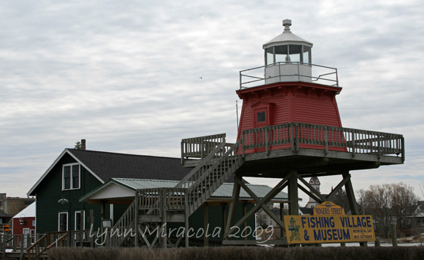 Two Rivers Lighthouse