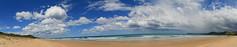 awesome sky (*vlad*) Tags: ocean travel sky cliff sun rock sand australia victoria greatoceanroad twelve apostoles perfectpanoramas