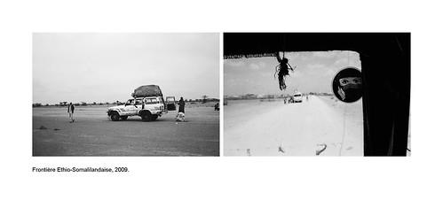 Somaliland border