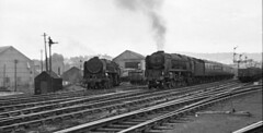 1st May 1965, Bath (Peter Leigh50) Tags: park west green bath country steam brittania