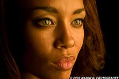 APG - Chantel - Smokey R. (BlazinBajan) Tags: atlanta woman black beautiful face model eyes pretty gorgeous lips chantel mbp apg atlantaphotographersguild majorbphotography apg051209
