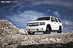 Chevy Tahoe on Modular Concept Wheels (GREATONE!) Tags: nikon florida miami wheels tahoe chevy modular concept rims d300