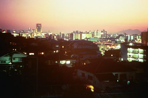 Luces de Hiroshima. Hiroshima Lights. 光ってる広島