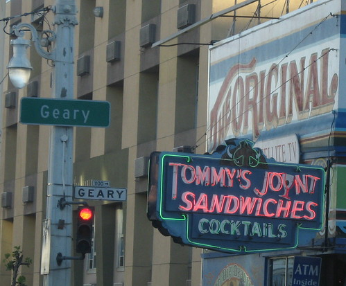 Tommy's Joint by you.