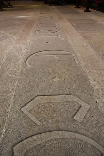 Floor Engraving