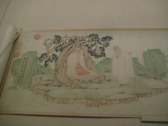 The Sixteen Luohans (unforth) Tags: newyorkcity newyork art museum ink painting asian manhattan chinese artmuseum uppereastside metropolitanmuseumofart 16thcentury wubin mingdynasty handscroll