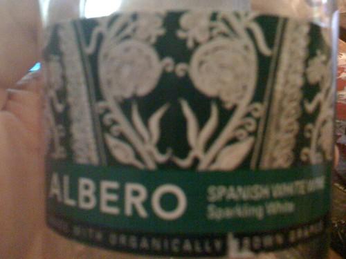 NV Albero Sparkling White