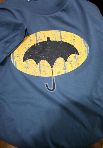 Batbrella on shirt 1