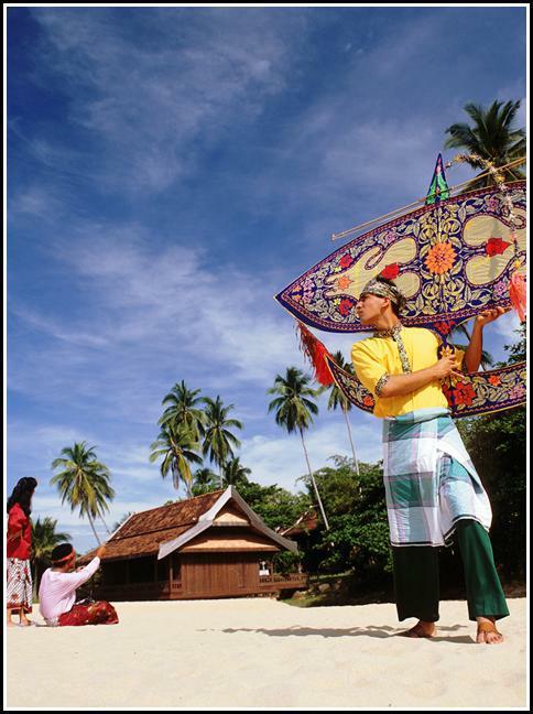 Wau Flying Kelantan
