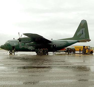 R99 Fuerza aérea Brasil