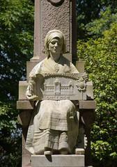 gallega (Darkmelion) Tags: santiago españa coruña galicia estatua d90 espaa corua