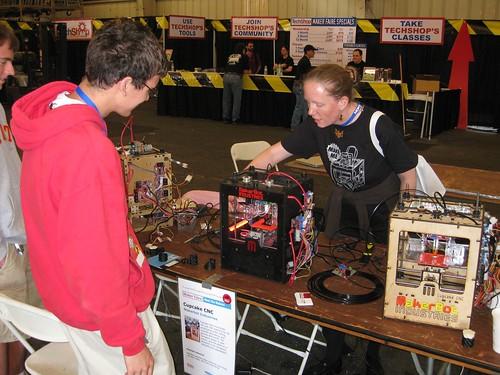 MakerBot Tour