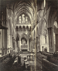 Salisbury Cathedral (Interior)