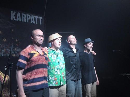 13 JUIN 2009 : KARPATT et ALEX et Sa Guitare à RAMBOUILLET 3627806161_cc72b67757