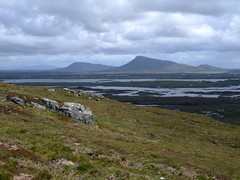 North Uist from slopes of Rueval - Benbecula (fotofal) Tags: westernisles uist hebrides benbecula southuist outerhebrides berneray hebridean eriskay lochmaddy northuist lochboisdale uists outerisles