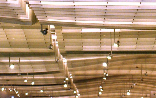 herman-miller-ceiling #NeoCon09