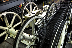 Cable Car Pulleys