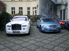 Rolls-Royce Phantom + Mansory Continental GT63 (Damors) Tags: berlin car basement royal continental blumen rollsroyce exotic tc gt phantom morten bentley kk combo concepts mansory gt63 exoticsonroad schwend