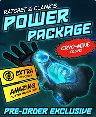 Ratchet & Clank Future: A Crack in Time - Power Package