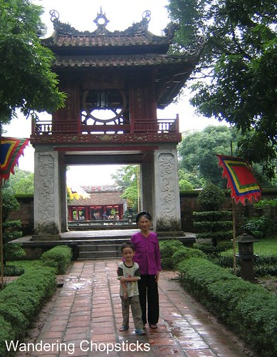 Van Mieu (Temple of Literature) - Hanoi - Vietnam 3