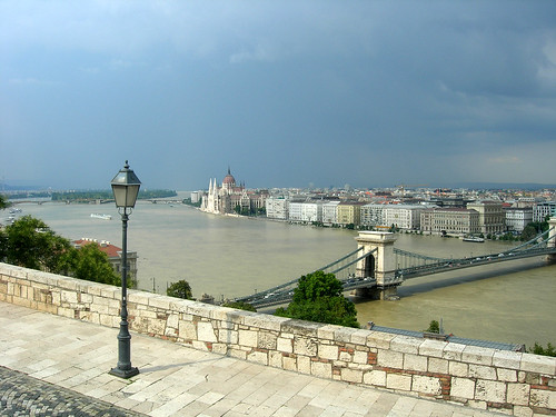 Donau flood at Budapest, 2009 June 29 #5